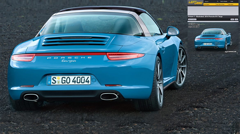 Porsche Carrera und Carrera S 2011